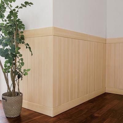 壁の角が多い場所にも設置が簡単&安心