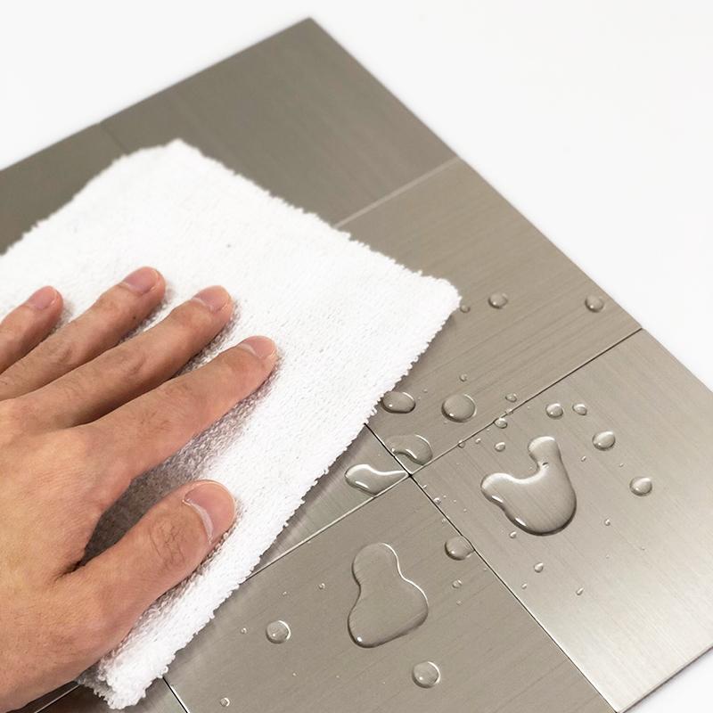 防水 耐水 メタルタイルシール