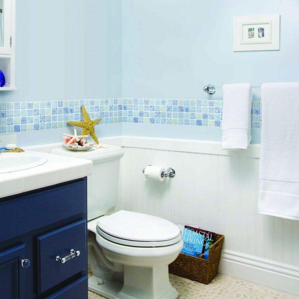 ベルメゾンカタログ 暮らしの景色 2021春号 トイレ